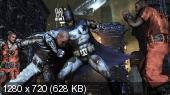 Batman: Arkham City v1.01 + 15 DLC (2011/RePack Spieler)
