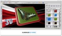 Aurora 3D Text Logo Maker 11.12