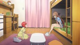 Волчица и семеро друзей / Ookami-san to Shichinin no Nakama-tachi [12 из 12] (2010) BDRip 1080p