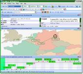 VisualRoute 2010 Pro 14.0c.4551 + Portable - проверить скорость интернета