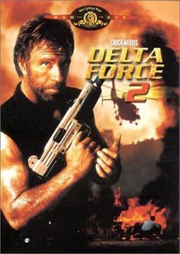 Отряд Дельта-2 / The Delta Force-2 (1990) HDTVRip 720p