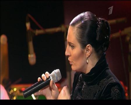 Выступление Елены Ваенги [ эфир, 07.01.2012, Chanson, DVB ]