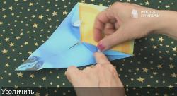 Видео оригами детям