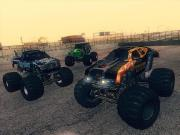 Моды для GTA San Andreas (Monster Jam Trucks Pack)