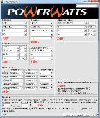 Power Watts PC 0.75 portable