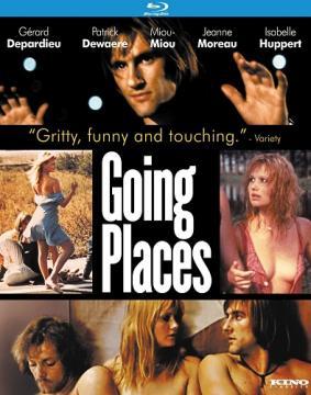 Вальсирующие / Les Valseuses / Going Places (1974) BDRemux 1080p