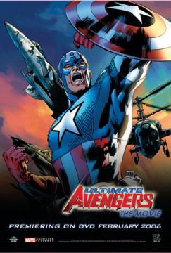 Защитники справедливости / Новые Мстители / Ultimate Avengers (2006) BDRemux 1080p