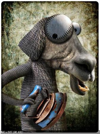 Забавные иллюстрации Juan Carlos Federico