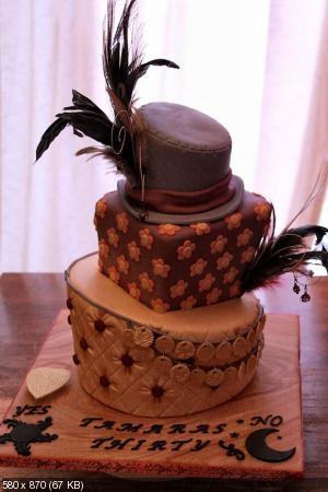 50 идей сладких тортов (2012)