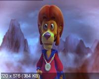 Звериный отряд. Код Марко Поло / Cuccioli e il codice di Marco Polo (2010) DVD5 + DVDRip 1400/700 Mb
