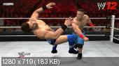 WWE 12 PEOPLE'S EDITION [PAL][RUS](LT+1.9/13599)