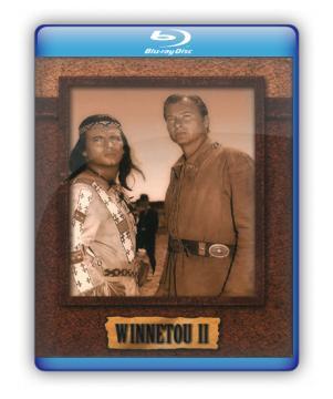Виннету - сын Инчу-Чуна / Winnetou - 2. Teil (1964) Blu-Ray Disc (Custom) 1080p