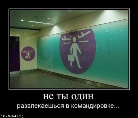 Свежая подборка демотиваторов от 09.02.2012