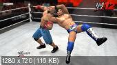 WWE 12 PEOPLE'S EDITION [PAL][RUS](LT+1.9/13599)