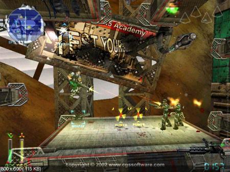 Тотальное Истребление / eXtinction (2003/PC/RUS)