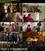 Trzej muszkieterowie / The Three Musketeers (2011) BDRip.XviD-SCREAM