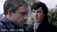 ������ / Sherlock (2 �����) (2012) BDRip 1080p / 720p + BDRip