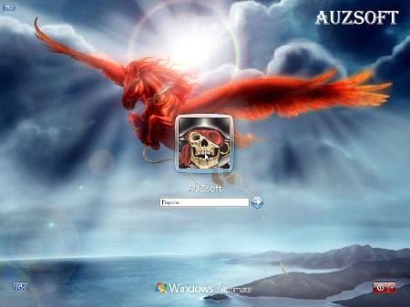 Windows 7 [ �64, Ultimate AUZsoft + miniWPI, v.3.12, �������, 2012 ]