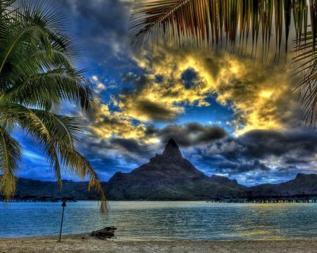 Фантастические ландшафты мира. Часть 1