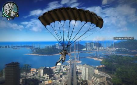 Just Cause 2 v1.02 + 7 DLC (2010/RUS/Multi6) SteamRip by Tirael4ik