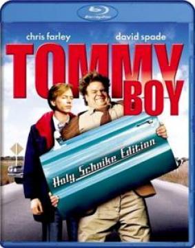 Увалень Томми / Tommy Boy (1995) BDRip 720p