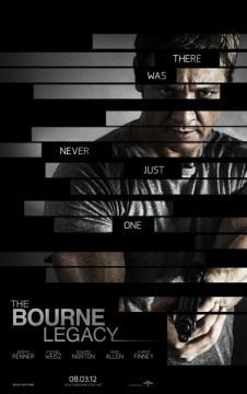 Эволюция Борна / The Bourne Legacy (2012) 1080p