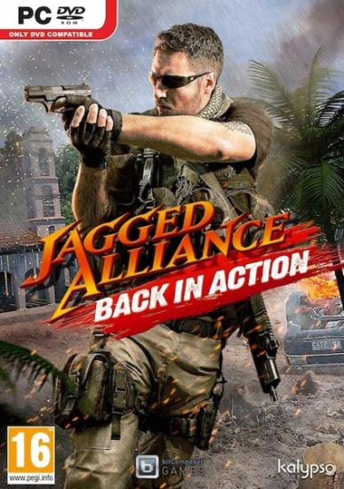 Jagged Alliance - Back in Action (2012/ENG/Multi5/Repack by R.G. World Games