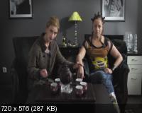 Немного не в себе (2011) DVD9 + DVDRip