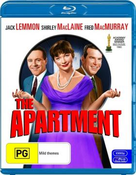 Квартира / The Apartment (1960) BDRip 1080p