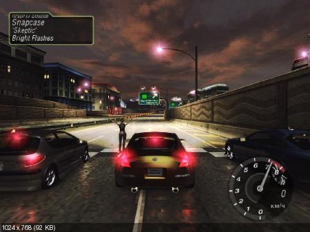Need for Speed: Underground 2 v.1.2 (2006/RUS) Lossless RePack от R.G. Element Arts