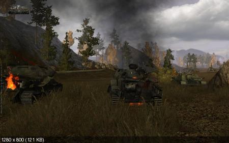 World Of Tanks 0.7.1 (2010/RUS)