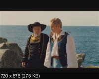 Приключения Филибера / Les aventures de Philibert, capitaine puceau (2011) DVD5
