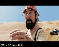 Приключения Тинтина: Тайна Единорога / The Adventures of Tintin (2011) DVD9 / DVD5