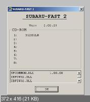 Subaru Fast Eur 01/2012 (28.02.12) Английская версия