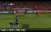 Pro Evolution Soccer 2012 v1.3 + DLC RePack Element Arts