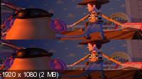 История игрушек 3D / Toy Story 3D (1995) BDRip 1080p