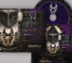 Soulfly - Enslaved [Limited Edition] (2012)