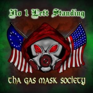 No 1 Left Standing - The Gas Mask Society [EP] (2012)