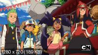 Покемон. Фильм 14. Чёрная версия. Виктини и Реширам / Pokemon the Movie: Black—Victini and Reshiram (2011) HDTV 720p