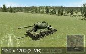 Тaнки Втoрoй мирoвoй. Т-34 прoтив Тигрa / WWII Battle Tanks. T-34 vs Tiger v.1.02 [Repack oт Fenixx] (2007) RUS