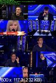 X Factor (2012) [S02E02] PL DVBRip XviD-TROD4T