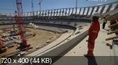 Мега-стройки. Первоклассный стадион в Южной Африке (2012) SATRip