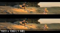 �����-������ 3D / Ronal Barbaren 3D (2011) BDRip 1080p
