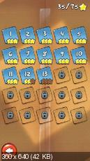 Cut the rope v1.0 для Symbian^3, Anna, Belle