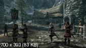 The Elder Scrolls V: Skyrim v1.5.24.0.5 + 1 DLC (RePack Fenixx)