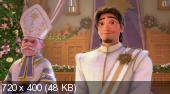 Рапунцель - Долго и Счастливо / Рапунцель 2: Счастлива навсегда / Tangled - Ever After (2012) DVDRip
