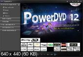 CyberLink PowerDVD v12.0.1312.54 Ultra RePack KDFX (2012)